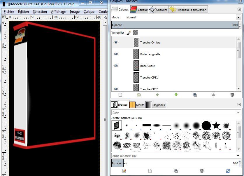 [Tutorial] Création d'icones 3D pour la Neo Geo X 129109Capture