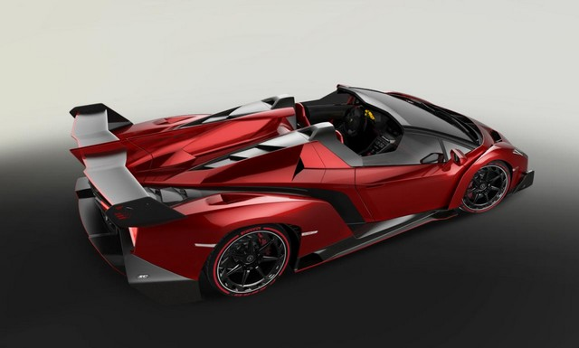 Lamborghini Veneno Roadster une édition limitée à neuf exemplaires  129415lambovenenoroadster5