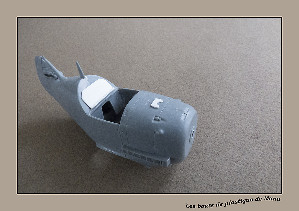 Bf 109 Tiger Model egg plane-FINI ! 1295196508