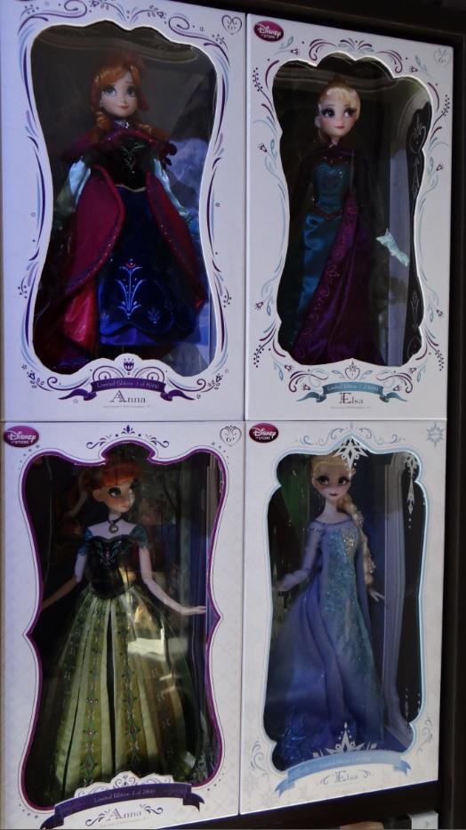 Disney Store Poupées Limited Edition 17'' (depuis 2009) - Page 4 129965378