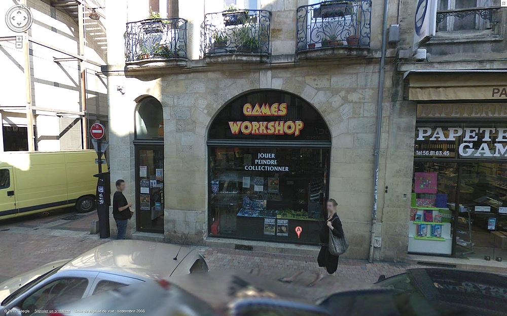 Les Centres Hobby Games Workshop en France et à travers le monde 130296CHGWBordeaux