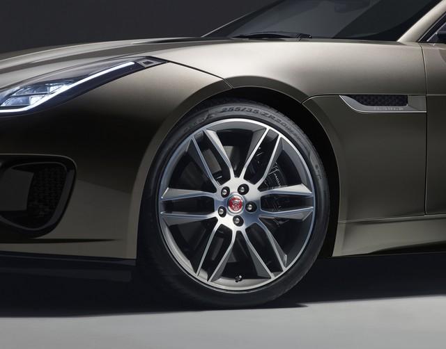 Lancement De La Nouvelle Jaguar F-TYPE Dotée De La Technologie GOPRO En Première Mondiale 131669jaguarftype18myrdynamicstudioexteriordetail10011703