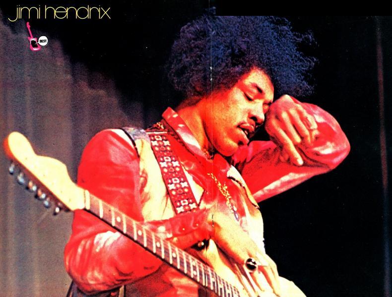 Jimi Hendrix dans la presse musicale française des années 60, 70 & 80 - Page 3 132137bestolympia67