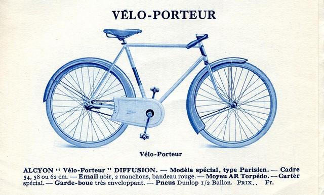ALCYON vélo-porteur 1938 133352alcyon19389