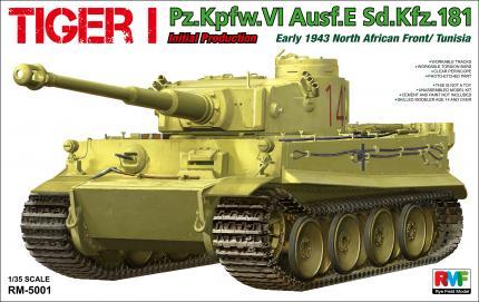 Tigre I - Tamiya ref 35156 - 1/35 - Page 5 133414TigreTunisie