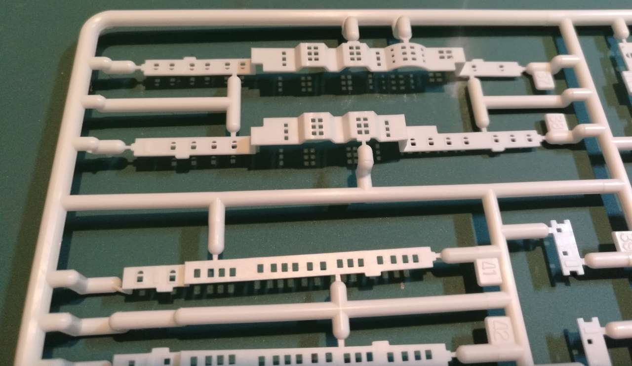 RMS Titanic 1/700 LED Set ACADEMY 133892TitanicAcademy32