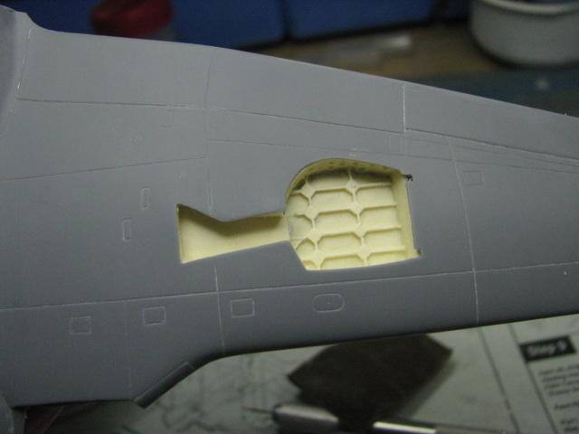 Ryan XF2R-1 Dark Shark Czech Model 1/48.....Terminé! 134106IMG8933