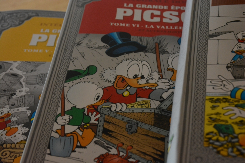 Les Trésors de Picsou • Intégrale Don Rosa [Glénat - 2012] - Page 6 1354262020