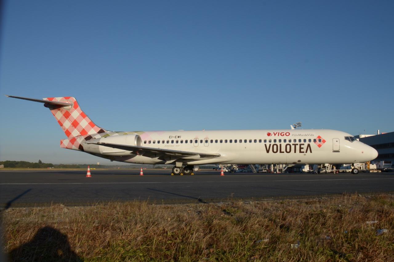 [18/09/2014] Boeing B717 (EI-EWI) Volotea: VIGO #UnMardeVida! 135495DSC18951