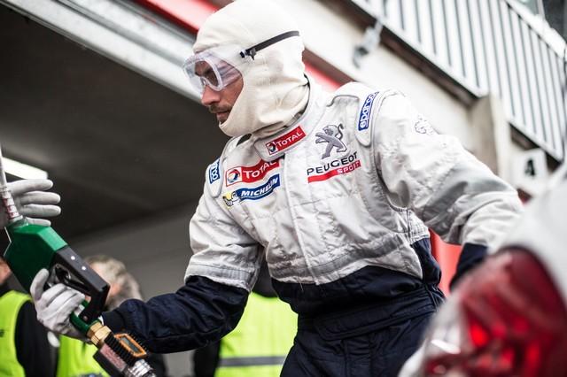 Franc Succès Pour Le 1er Rendez-Vous Des Rencontres Peugeot Sport 1356745905ec0c5888a