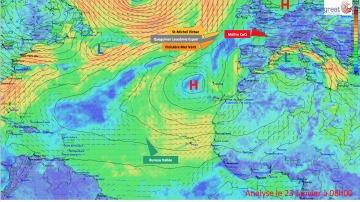 L'Everest des Mers le Vendée Globe 2016 - Page 10 1365002analysemeteoatlantiquenordle23janvier2017r360360