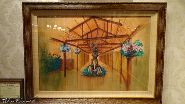 [Disneyland Park] The Disney Gallery - Exposition Tiki, Tiki, Tiki Realms, Celebrating 50 Years of Enchantment 136721t12