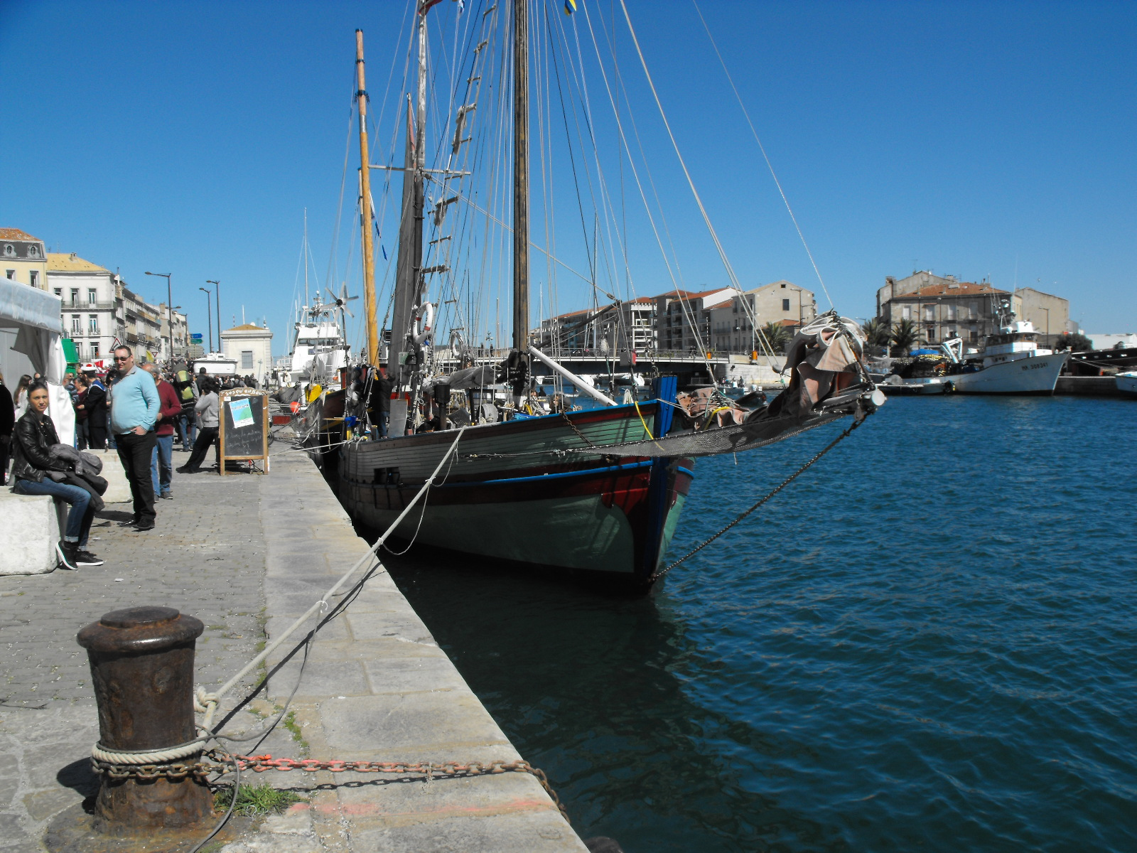 [Autres sujets non Marine] Le port de Sète 13692620160215Ste20160048