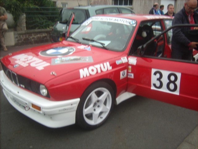 31è Rallye Tessy sur Vire Gouvets 2012 (vérifications techniques)  137152Sep01816