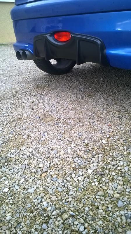 [BoOst] Peugeot 206 RCi de 2003 137275Diffuseurwp1