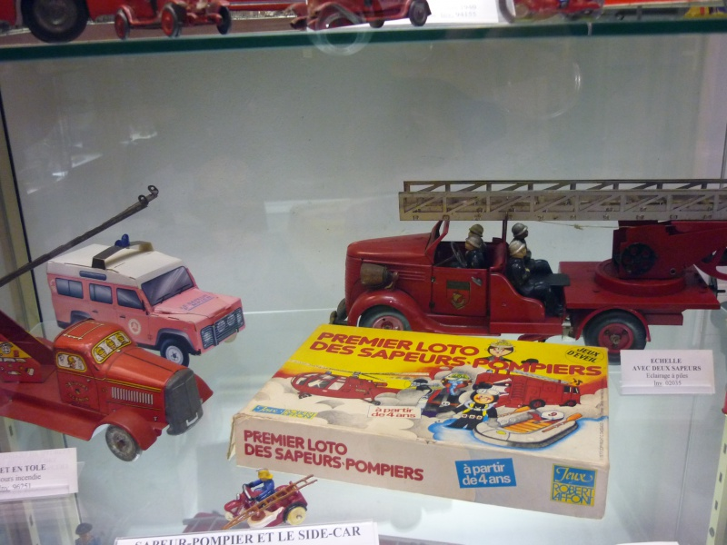 Musée des pompiers de MONTVILLE (76) 137553AGLICORNEROUEN2011129