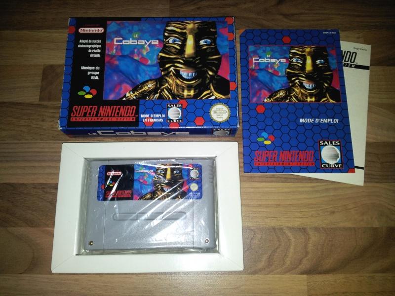 Prupru's Collection ! 100% Super Nintendo et 200% Super Comboy !! - Page 10 137979LeCobaye