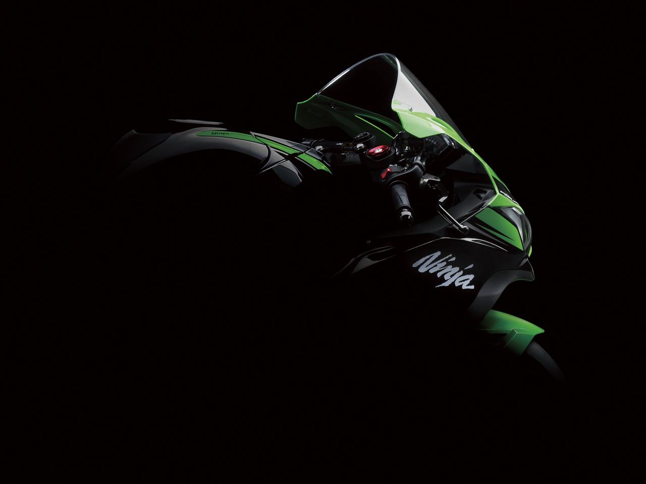 Kawasaki ZX10R 2016  et ZX10RR 2017 - Page 5 138205hininjazx10rteaserhires1