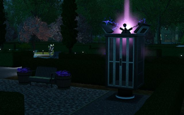 Les Sims 3 : Super-pouvoirs - Page 5 138417Tlportation