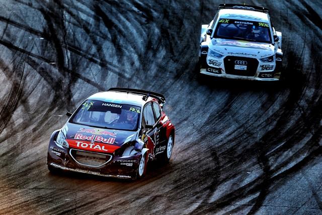 Rallycross : La PEUGEOT 208 WRX et le Team Peugeot Hansen triomphent au Canada ! 13876355c5b15768085