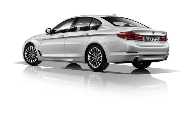 La nouvelle BMW Série 5 Berline. Plus légère, plus dynamique, plus sobre et entièrement interconnectée 138793P90237840highResbmw5seriessaloon