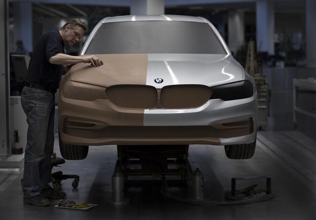La nouvelle BMW Série 5 Berline. Plus légère, plus dynamique, plus sobre et entièrement interconnectée 139122P90238840highResthenewbmw5series