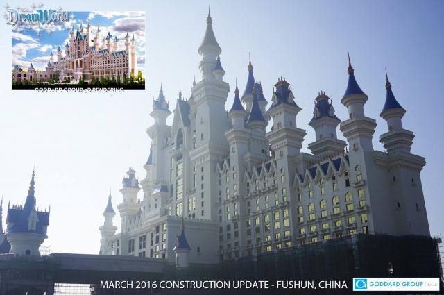 (Chine) Fushun DreamWorld Theme park, Hotel & Resort (201?) 139416w81