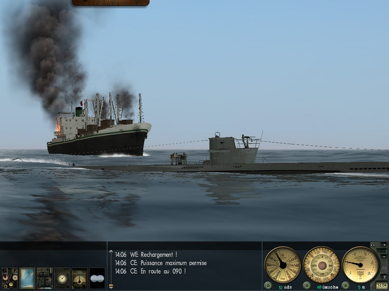Silent Hunter III : rapports de patrouille. 139802Patr18