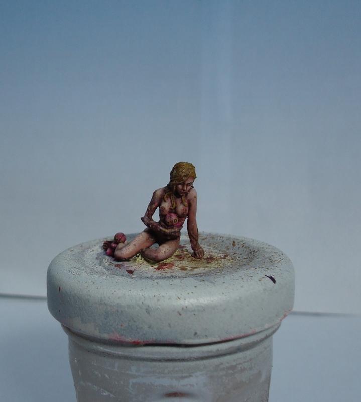 Les réalisations de Pepito (nouveau projet : diorama dans un marécage) - Page 3 139806Victime6