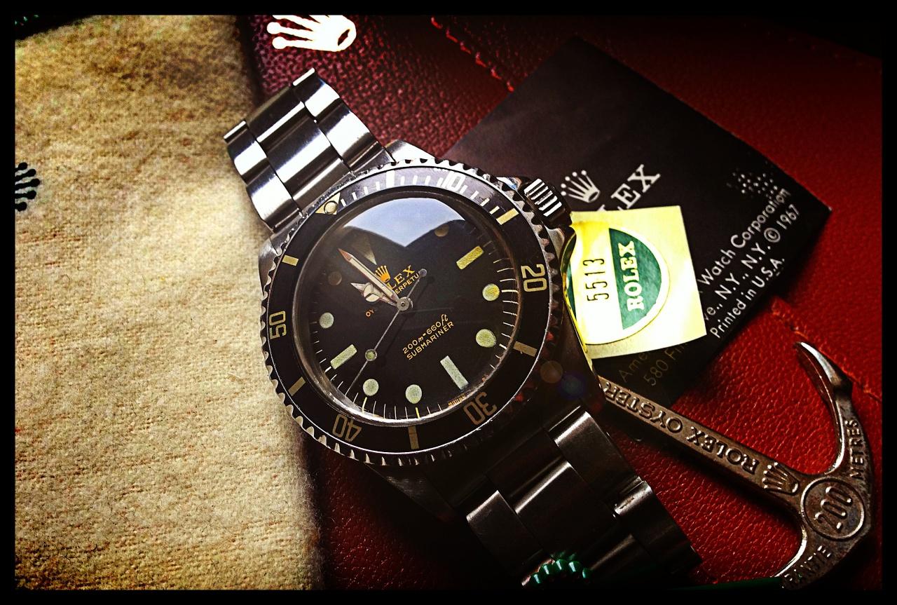 La montre du dernier jour de l'année... 14057955131967Snapseed