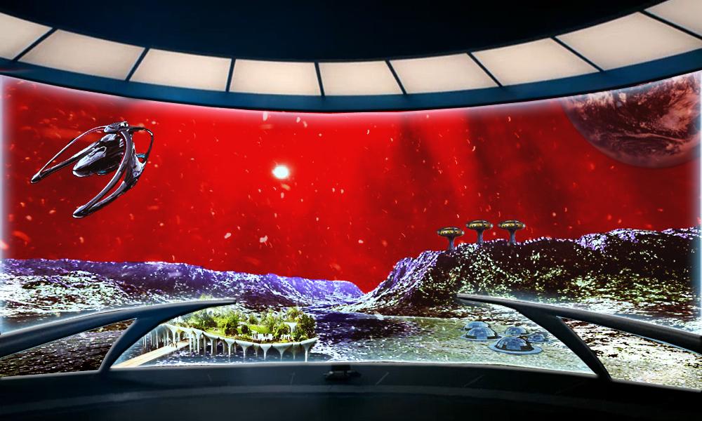 """Concours montage mai 2016 """"Une autre Planète"""" (terminé) 140939planeterouge"""