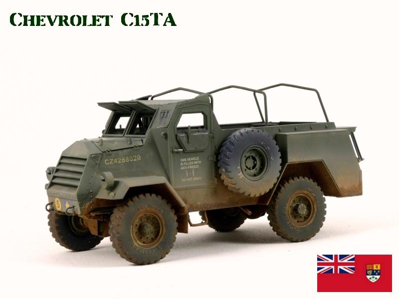 CHEVROLET C15TA - Normandie 44 - IBG 1/35 140951P1040561