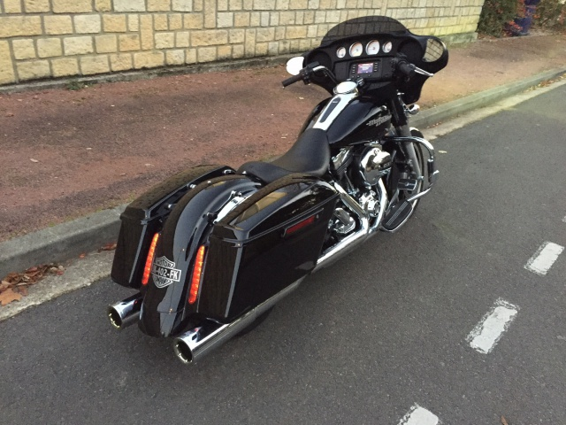 Mon Street glide 2014 - Page 6 141047image659