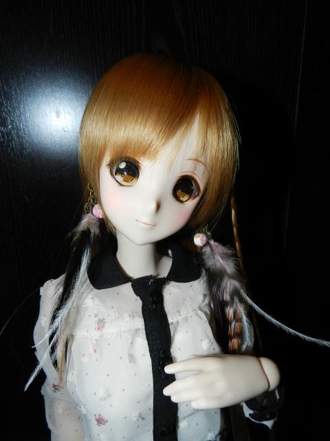 Box opening Smart Doll Mirai 141497DSCN6374