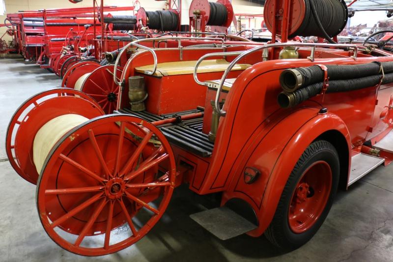 Des camions à gogo....Musée des sapeurs pompiers de Lyon 141869IMG6812