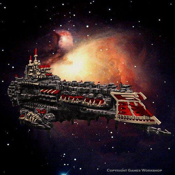[W40K] Collection d'images : Flotte Impériale 141884imperailnavy6