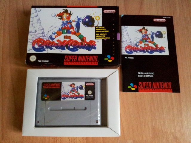 Prupru's Collection ! 100% Super Nintendo et 200% Super Comboy !! - Page 2 142411KidKlowninCrasyChaseFRG