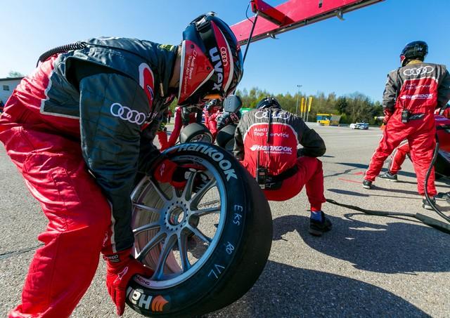 Les équipes Audi Sport sont prêtes pour l'ouverture de la saison de DTM 142547A163166medium