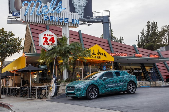Le Jaguar I-PACE en road trip électrique à Los Angeles 143441jipaceroadtrip061217028