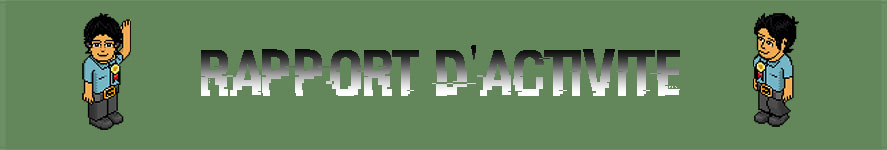 [P.N] Rapports d'activités  ::L:: - Page 6 144929Rapport