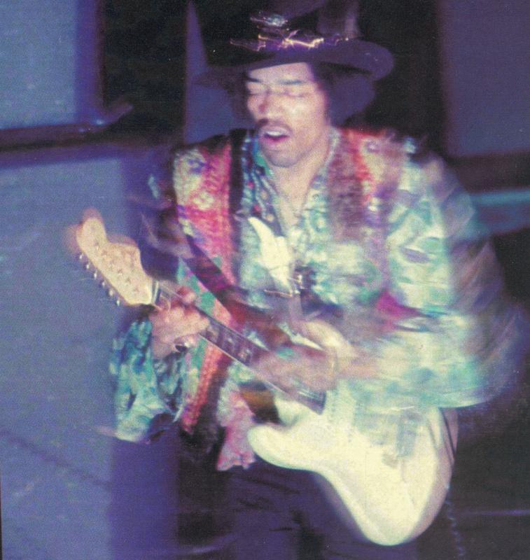 New York (Hunter College) : 2 mars 1968 [Second concert]     14526819680302Hunter16