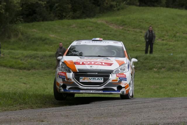 208 Rally Cup : Une Cloture De Saison En Fanfare  14542755eb48d45c4a5