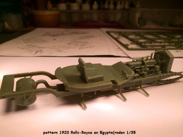 Pattern 1920 Rolls-Royce MK1 en Egypte - (Roden 1/35) 145626pattern1920001
