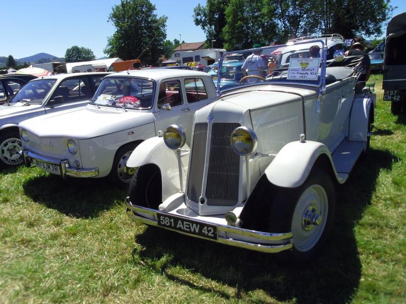 43 St VINCENT: 16ème Festival des vieilles mécaniques 2016 (Haute Loire) - Page 4 146329IMGP5731