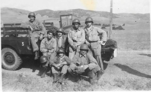 1948/1950 Algérie 2ème Bataillon du 1er R.C.P. 1468791919