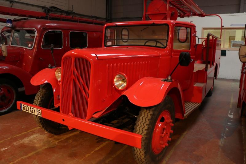 Des camions à gogo....Musée des sapeurs pompiers de Lyon 148286IMG6873