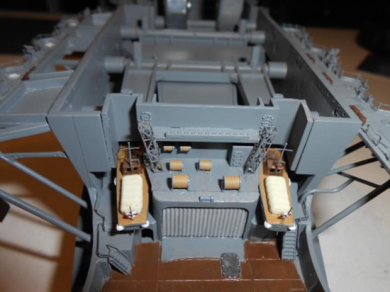 PA AKAGI 1/350 de chez Hasegawa PE + pont en bois par Lionel45 - Page 3 148394pontakagi016