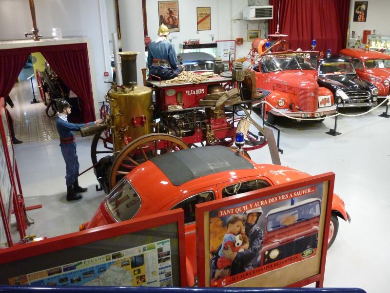 Musée des pompiers de MONTVILLE (76) 148584AGLICORNEROUEN2011072