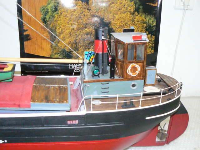 "Puffer de la Clyde "" Nessie""  148774P1160326"