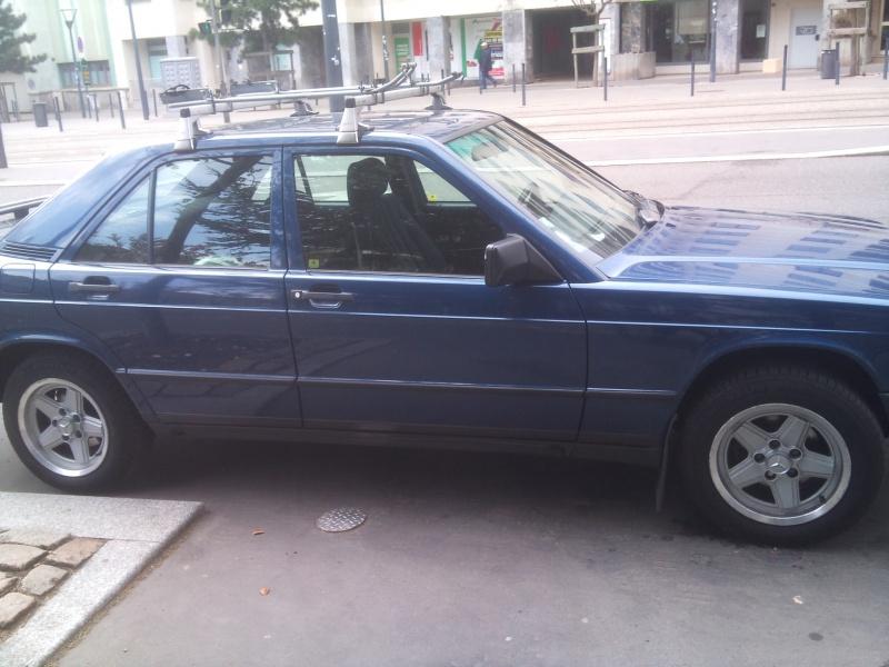 Mercedes 190 1.8 BVA, mon nouveau dailly - Page 5 148791DSC2316